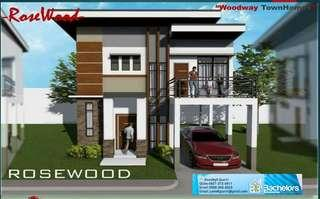 Ready for occupancy 2 storey house and lot in Talisay City Cebu 09275736911