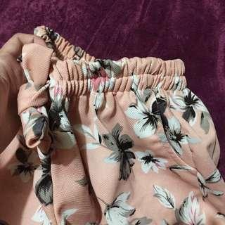 Pastel Pink Vintage Shorts