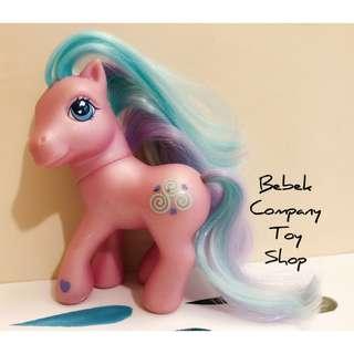🌀 2002 Hasbro My Little Pony MLP G3 古董玩具 我的彩虹小馬 第三代 彩虹小馬