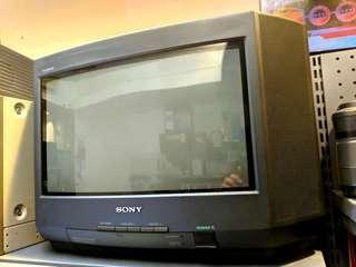 SONY TRINITRON KV-V16MN1 16吋 16:9CRT TV