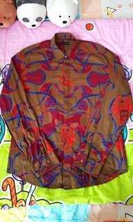 Burberry Horse Prints All Over Seasonal Shirt.