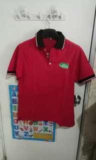Baju kerah L