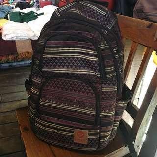 🚚 《私物8.5成新》Roxy 澳洲衝浪品牌 旅行後背包