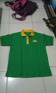 Baju kerah uk M