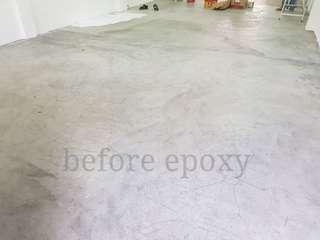 Epoxy Floor Commercial