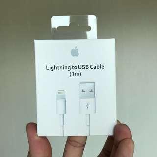 ✅Original Apple lightning Cable 1m