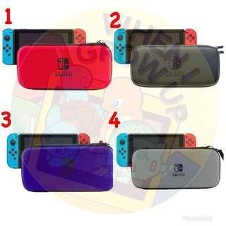 [IN STOCKS] Nintendo Switch Storage Case + FREE Tempered Glass Screen Protector