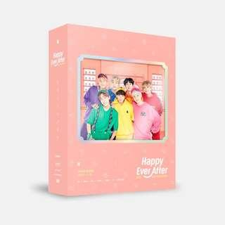 [OFFICIAL] BTS 4th MUSTER [Happy Ever After] DVD