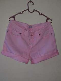 Aeropostale Neon Pink Shorts