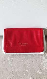 BN Kate Spade Wristlet Clutch Bag
