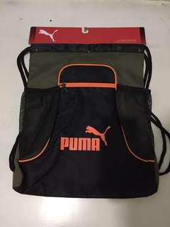 Puma Evercat Equinox Olive Carrysack