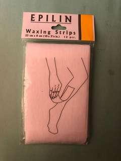 Epilin Waxing Strip