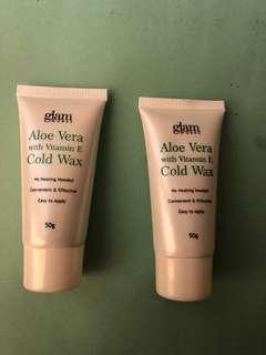 Glamworks Hair Removal Wax Kit
