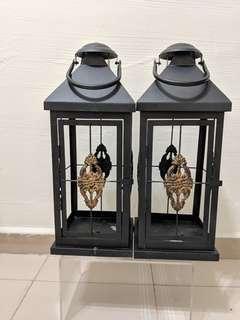 1 set of Vintage Garden Lamp