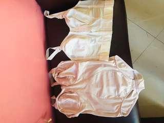 Body girdle shape bundle