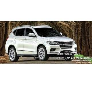 Haval for YEAR END SALE