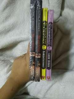 GET ALL FOR 740PHP VAMPIRE BOOKS