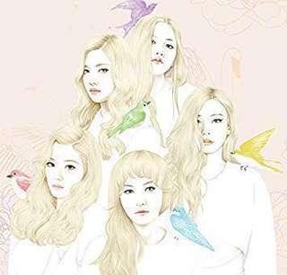 [EMS INCLDED] Red Velvet Ice Cream Cake Mini Album
