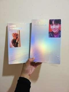 Love yourself ANSWER Jungkook PC