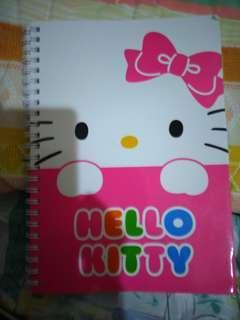 🚚 筆記本(HELLo KITTY)