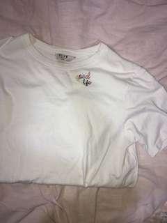 NEUW good life t-shirt