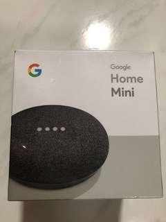 Google Home Mini (brand new)