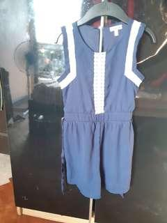 Monteau Romper for Girls