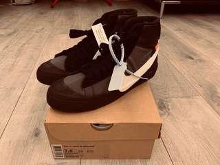 Nike x Off White The Ten Blazer Size US7.5