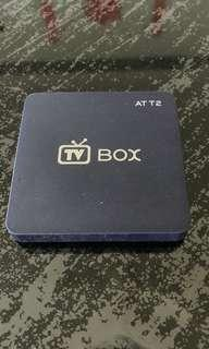Tv box AT T2 BOUGHT IN 2017