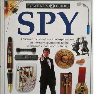 🚚 Spy (Eyewitness Guides)