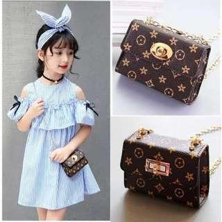 Lv square baby fashiin bag