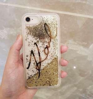 AUTHENTIC KARL LAGERFELD IPHONE CASE