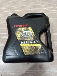 15W40 (4L) XTRASEAL ENGINE OIL