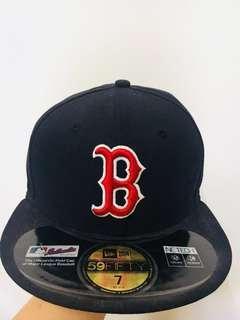 🚚 MLB 棒球帽 波士頓紅襪隊