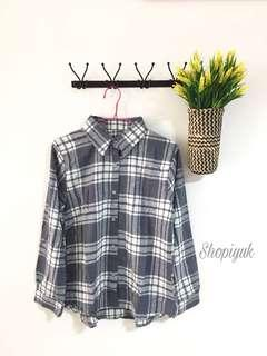 New ! Flanela blouse