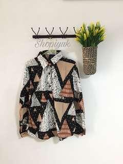 New ! Diamond blouse
