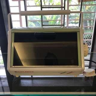 Antique toaster oven (working condition)