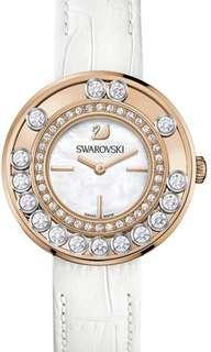 Swarovski Rose Gold Watch