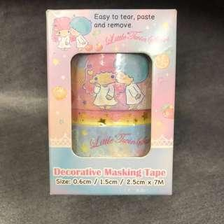 2款 Little Twin Stars Decorative Masking Tape