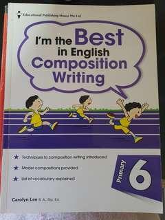 EPH Compositio Book Primary 6