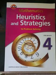 Primary 4 Heuristics and Strategies to Problem Solving