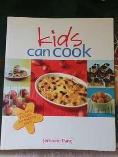 Kids Can Cook by Marshall Cavendish