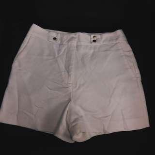 Zara Basic high waisted shorts 高腰短褲