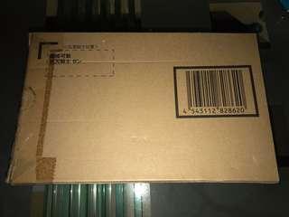 魔戒可動炎刃騎士外包裝運輸盒