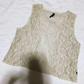 BAYO Lace Vest