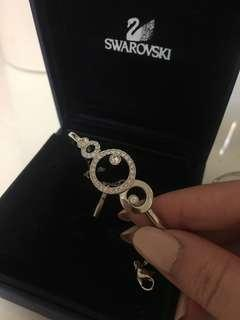 Swarovski O bracelet