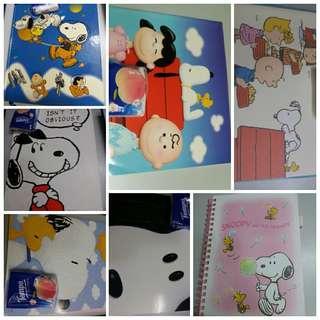 多本 中古 史路比 Snoopy 單行簿
