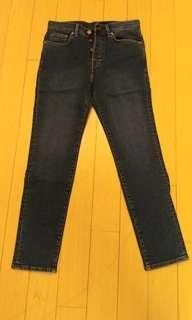 H&M men Jeans  牛仔褲 30吋  (Not Zara)