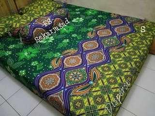 Sprei Homemade Batik Sekarjagad