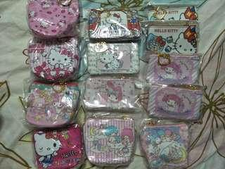 🚚 Hello Kitty lts Card and coin pouches